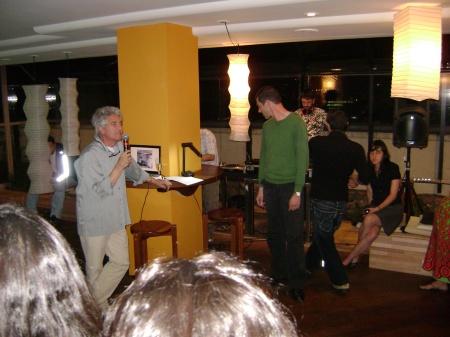 Lançamento Nada#11 - SESC-Av.Paulista 19/08/08
